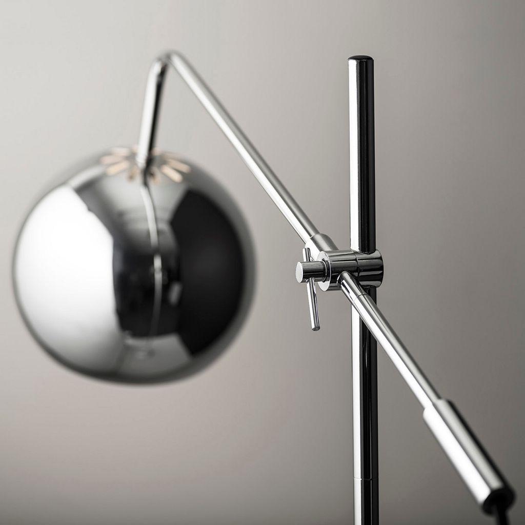 Adesso Dominick Modern Globe Desk Lamp