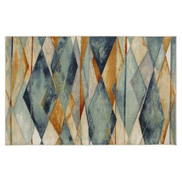 Mohawk® Home Diamond Illusion Abstract Rug - 5' x 7'