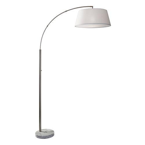 Adesso Thompson Arc Floor Lamp