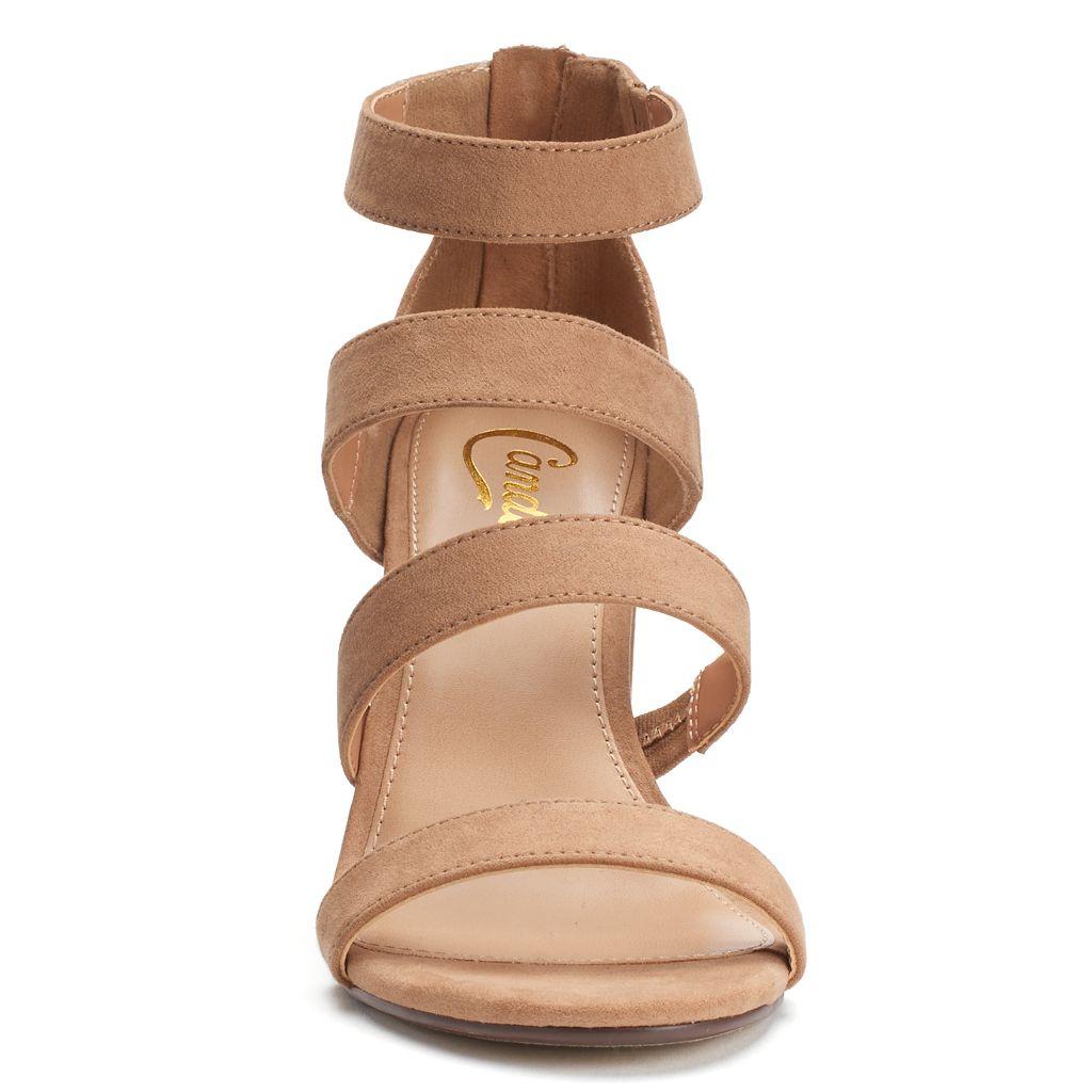 Candie's® Altitude Women's Dress Sandals