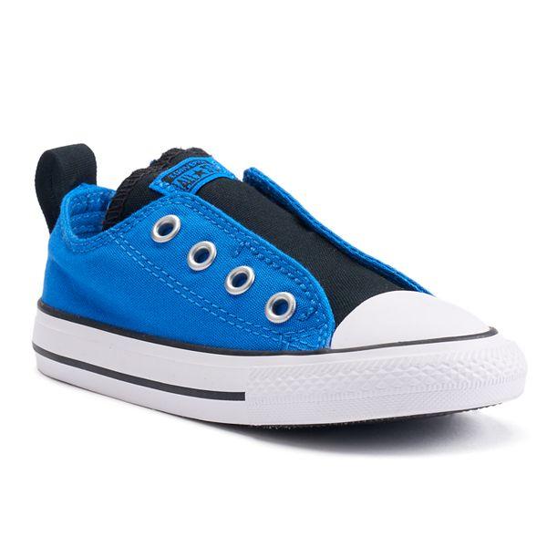 Converse Toddler Boys' Chuck Taylor All Star Simple Slip On