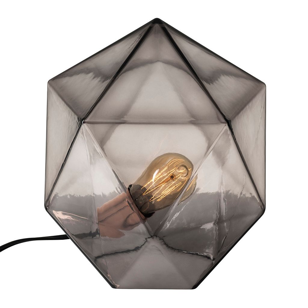 Adesso Haze Geometric Table Light