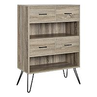 Altra Landon Storage Bookshelf