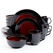 Gibson Elite Bella Galleria 16 pc Round Dinnerware Set