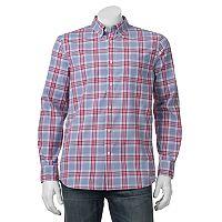 Men's SONOMA Goods for Life™ Modern-Fit Poplin Button-Down Shirt
