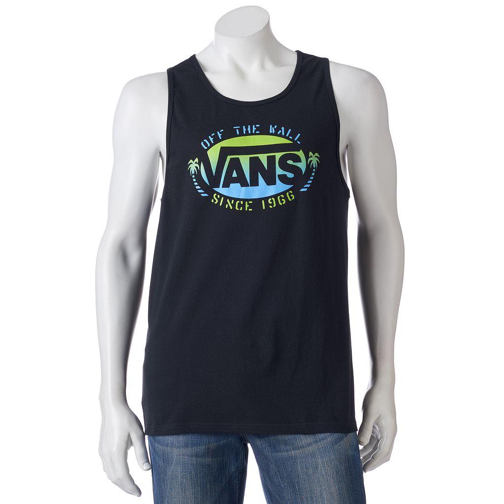 Men's Vans Sun Up Tank Top