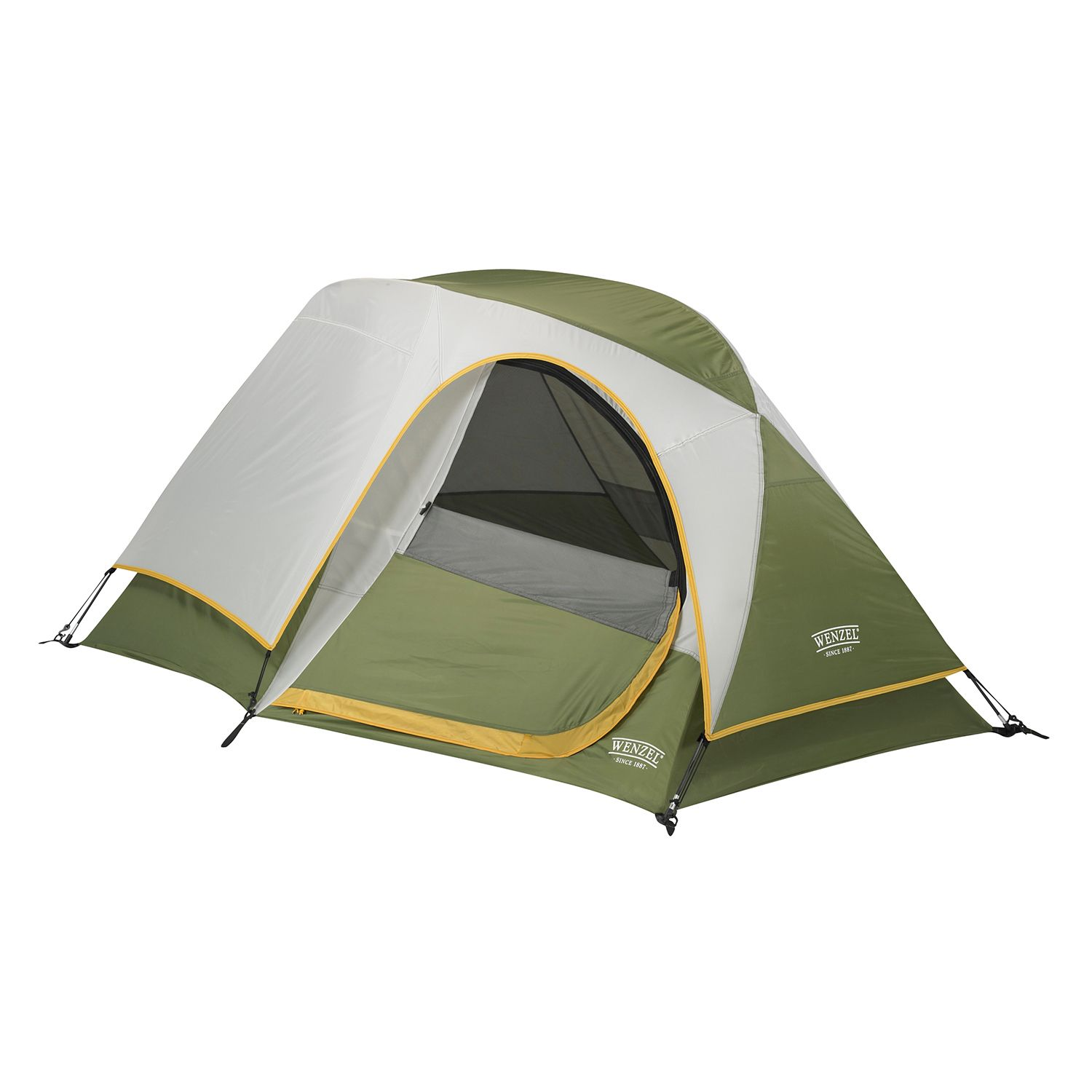 sc 1 st  Kohl\u0027s & Wenzel Lone Tree 2-Person Backpacking Tent