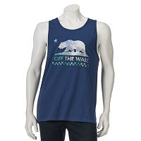 Men's Vans Bear Point Tank