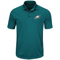 Big & Tall Majestic Philadelphia Eagles Synthetic Polo
