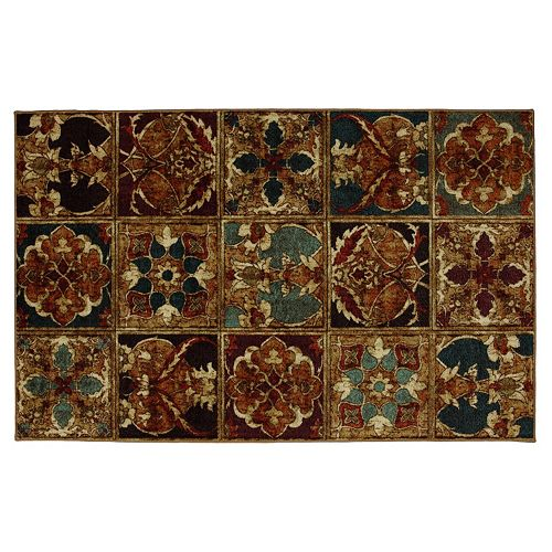 Mohawk® Home Vintage Woodblock Rug - 5