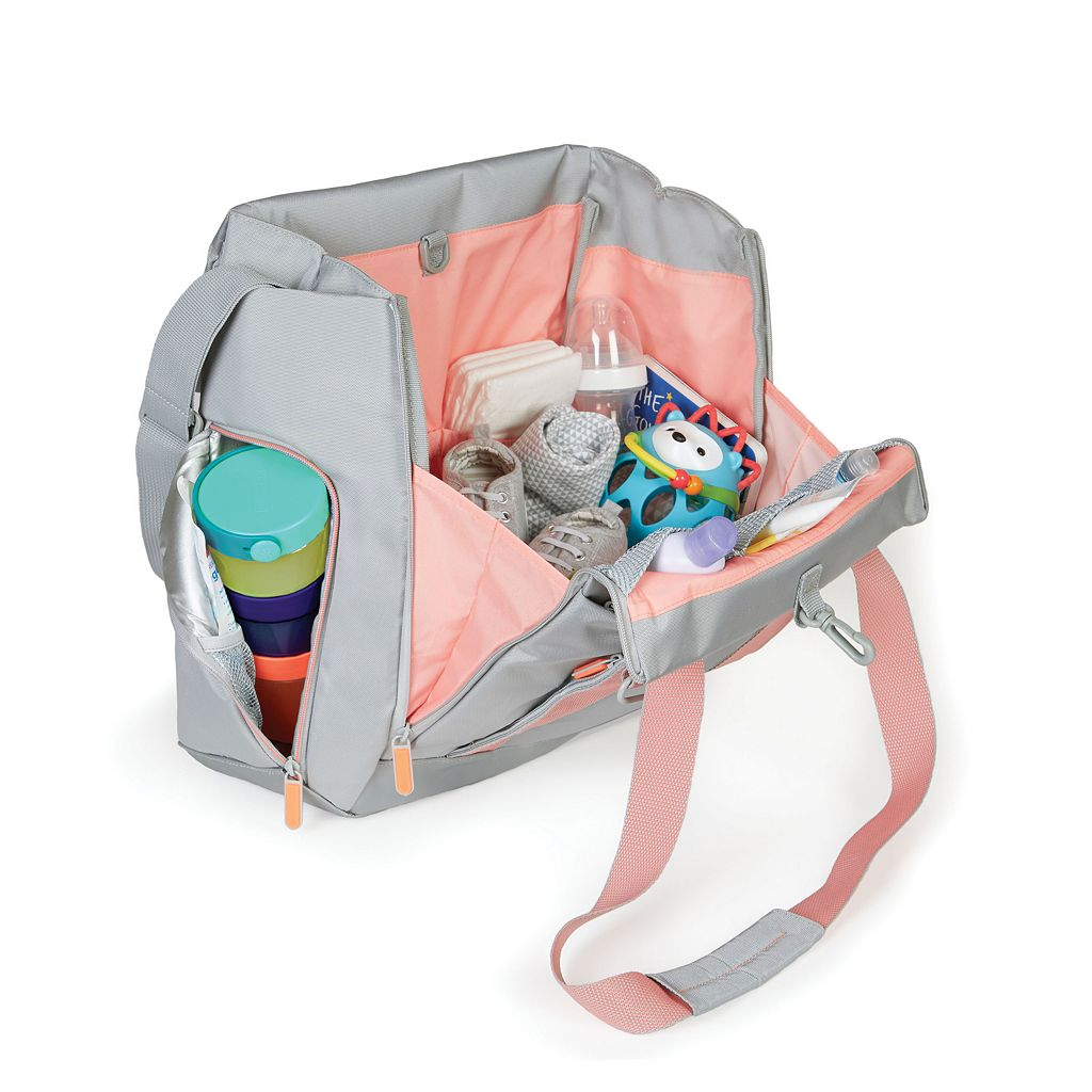 Skip Hop Fit All Access Diaper Tote