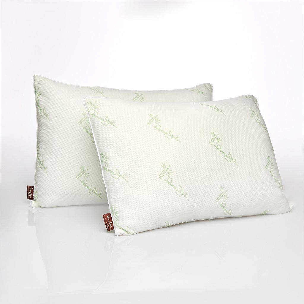 Panama Jack 2-pack Bamboo Infused Jumbo Pillow