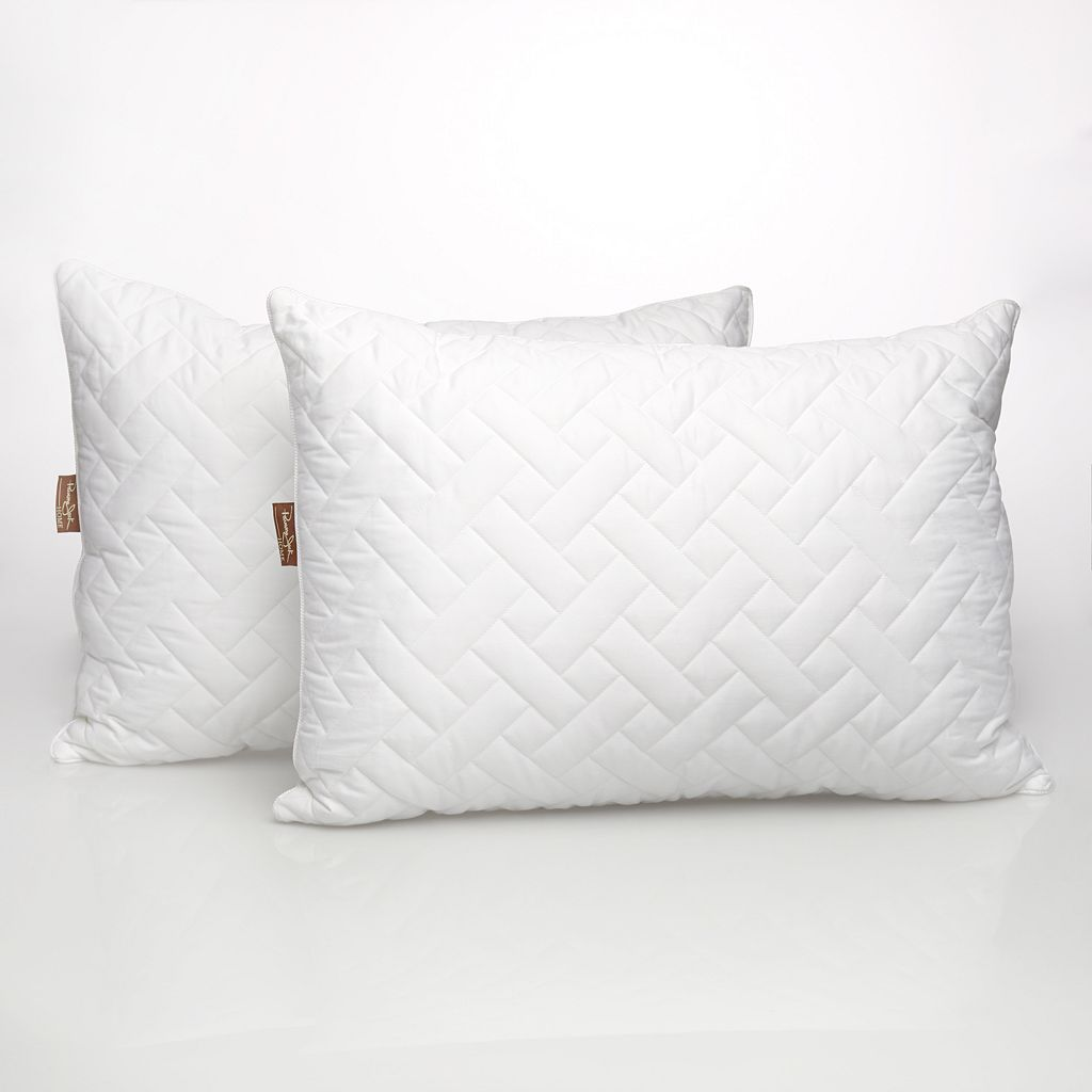Panama Jack 2-pack 300 Thread Count Quilted Jumbo Pillow