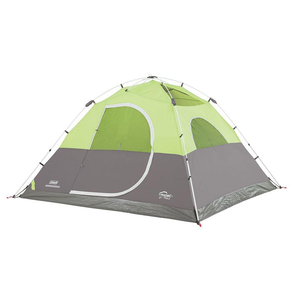 Coleman Aspen Glen Instant 6-Person Dome Tent