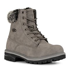 Lugz Empire Hi Faux-Fur Women's Water-Resistant Boots