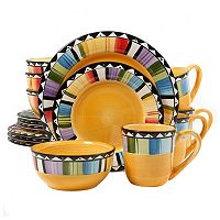 Gibson Home Fandango 16-pc. Round Dinnerware Set