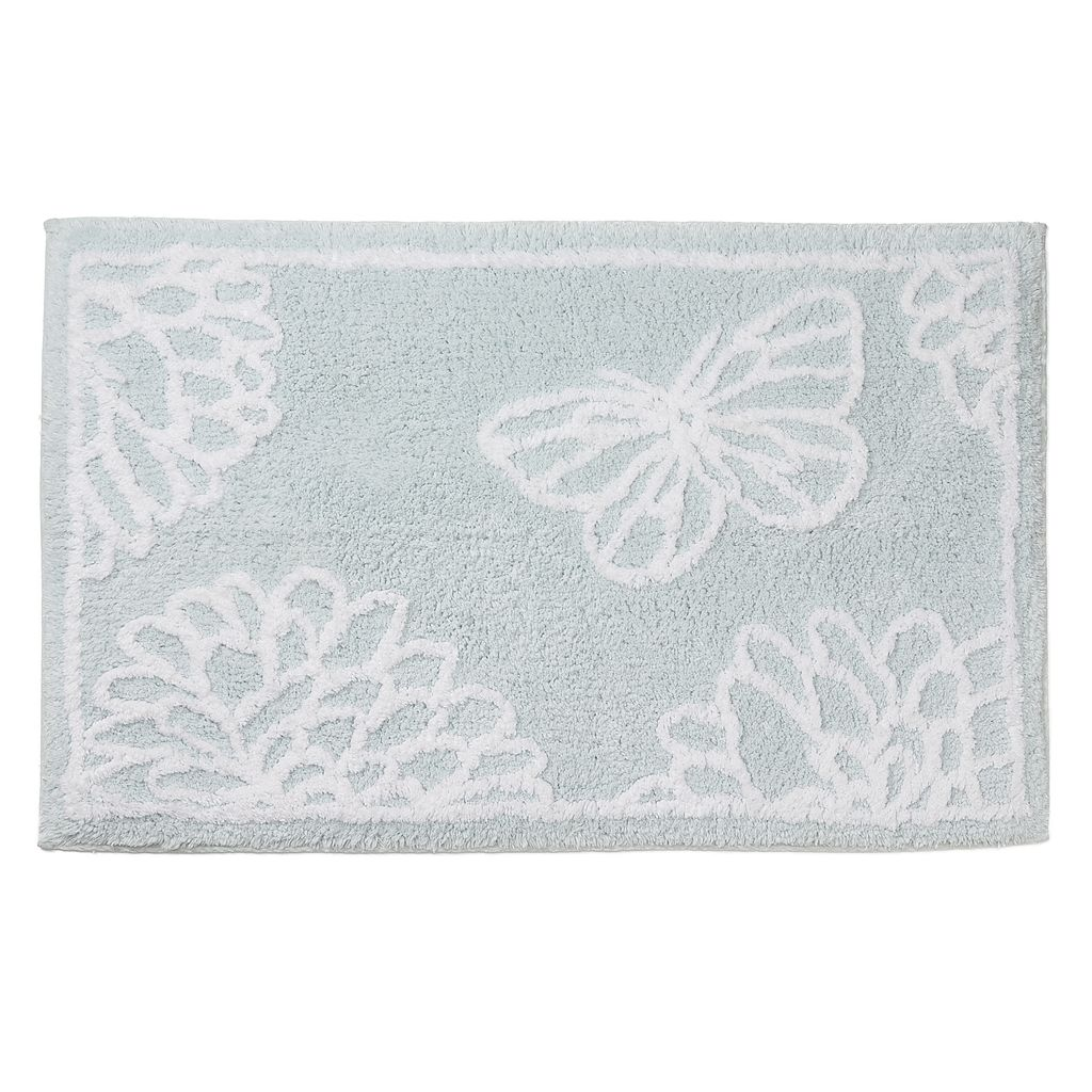 One Home Brand Enchanted Garden Tufted Rug