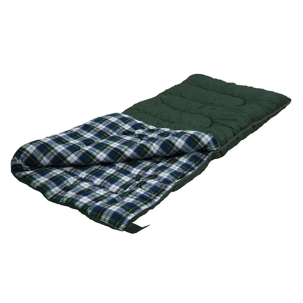 Stansport Weekender Rectangular Sleeping Bag