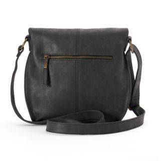 SONOMA Goods for Life™ Shelia Flap Crossbody Bag