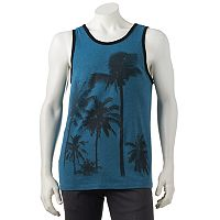 Men's Urban Pipeline® All Over Palms Tank Top