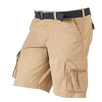 Big & Tall SONOMA Goods for Life™ Belted Cargo Shorts