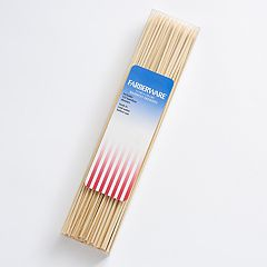 Farberware 125-pc. Bamboo Skewers Set