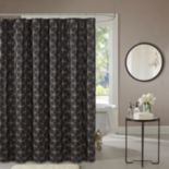 Madison Park Jordan Embroidered Shower Curtain