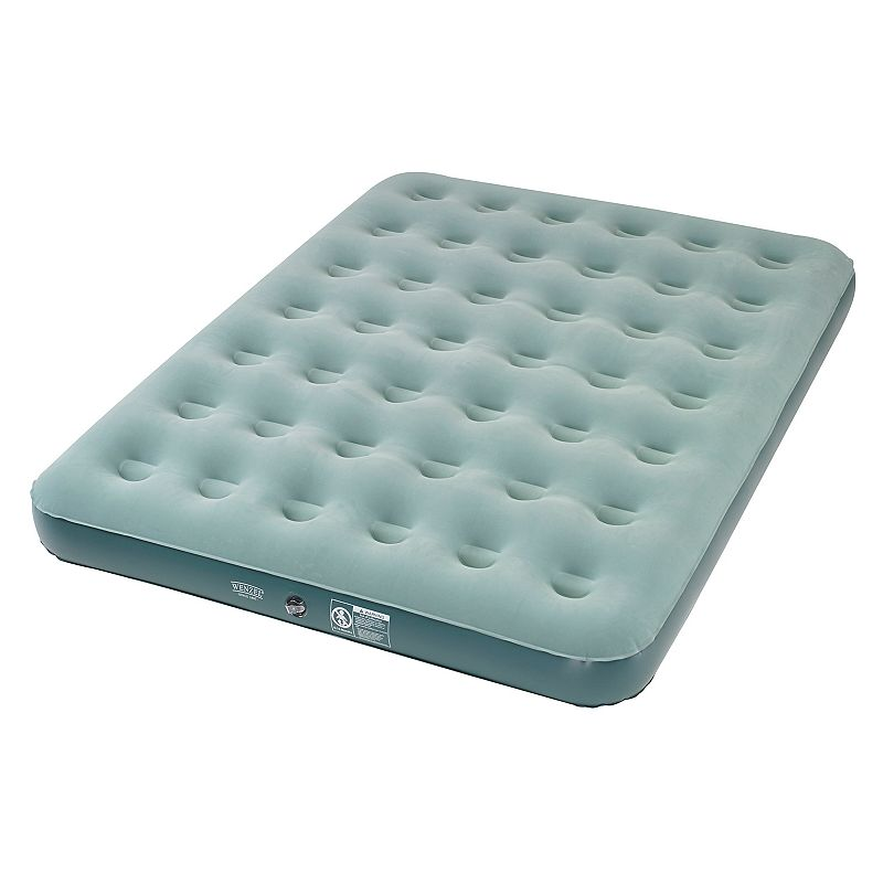 Wenzel Sleep-Away Queen Airbed, Green