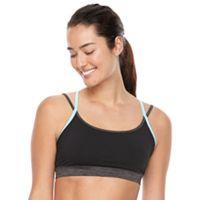 Gaiam Bras: Cosmic Yoga Medium-Impact Sports Bra GKW172BR02