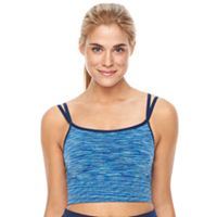 Gaiam Bras: Echo Seamless Yoga Medium-Impact Bralette GKW172BR01