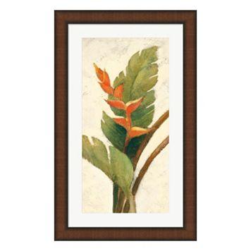 Metaverse Art Halconia Blossom Framed Wall Art