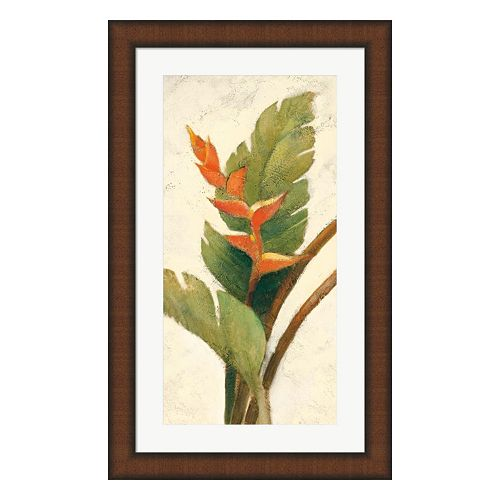 Metaverse Art Halconia Blossom Framed Wall Art