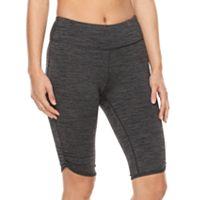 Women's Gaiam Om Pedal Pusher Yoga Shorts