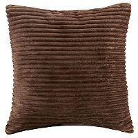 Premier Comfort Parker Corduroy Plush Throw Pillow