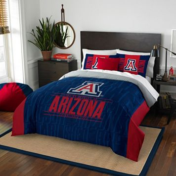 Arizona Wildcats Modern Take Full/Queen Comforter Set by Northwest