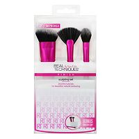 Real Techniques 3 pc Sculpting Brush Set