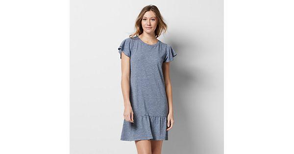 Women's SONOMA Goods for Life Flounce T-Shirt Dress