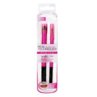 Real Techniques 2-pc. Lip Color & Blur Brush Set