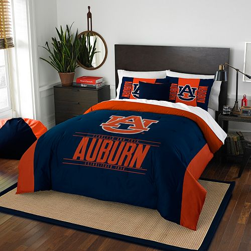 Auburn Tigers Modern Take Full/Queen Comforter Set by Northwest