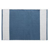 Madison Park Titus Cotton Woven Rug