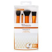 Real Techniques 4-pc. Flawless Base Brush Set