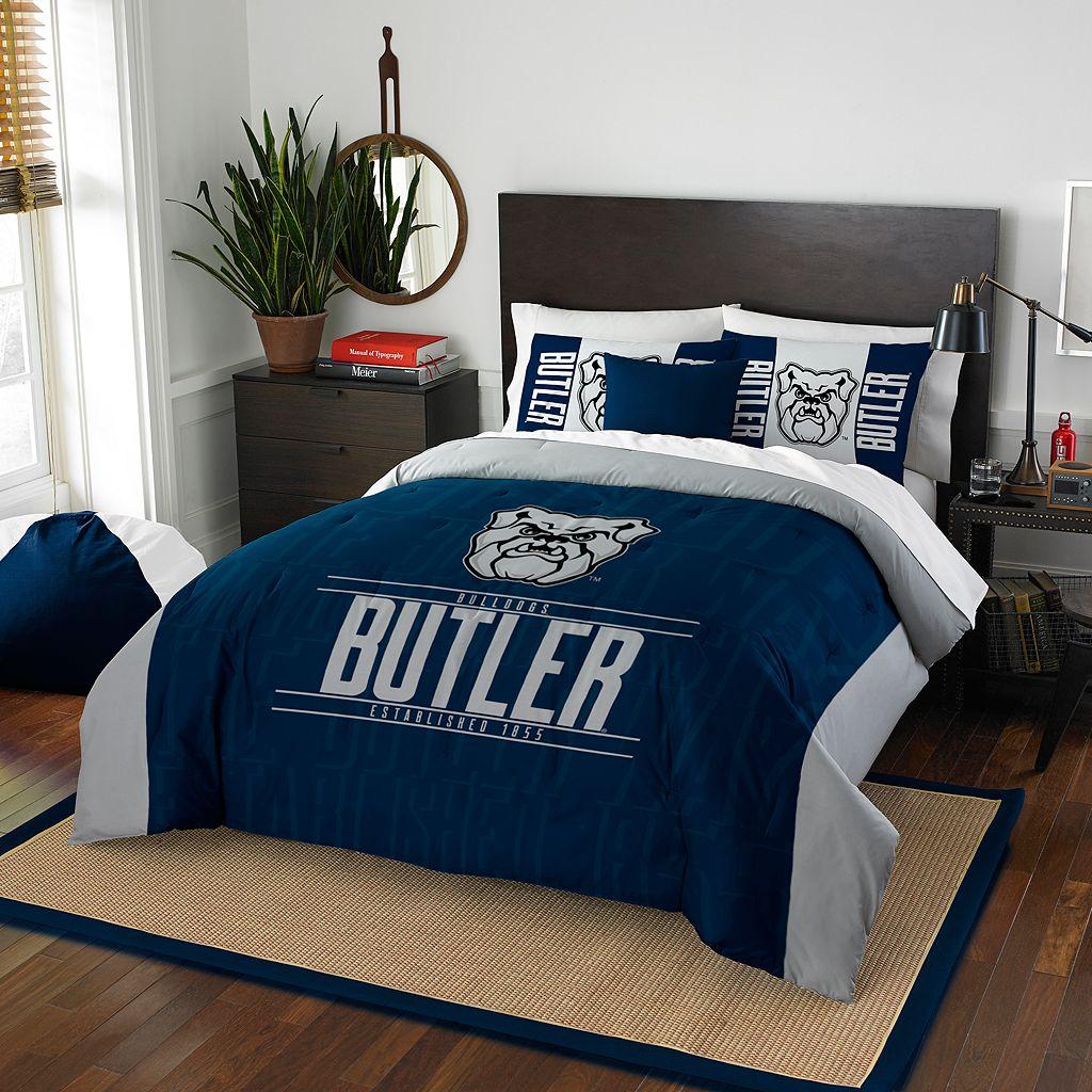 Butler Bulldogs Modern Take Full/Queen Comforter Set by Northwest