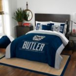 Butler Bulldogs Modern Take Full/Queen Comforter Set by Northwest