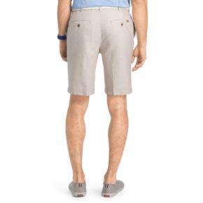 Men's IZOD Flat-Front Oxford Shorts