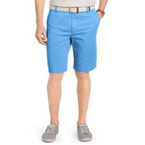 Men's IZOD Flat-Front Chino Shorts