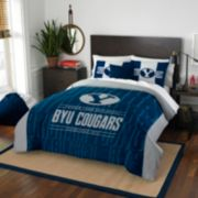 BYU Cougars Modern Take Full/Queen Comforter Set by Northwest