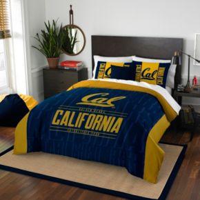 Cal Golden Bears Modern Take Full/Queen Comforter Set by Northwest
