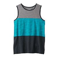 Boys 8-20 Urban Pipeline® Ultimate Colorblock Tank
