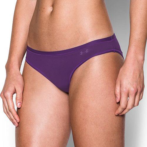 1ed80bf3e2 Under Armour Pure Stretch Sheer Bikini Panty 1290947