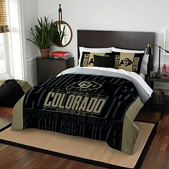Colorado Buffaloes Modern Take Full/Queen Comforter Set by Northwest